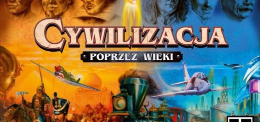 Cywilizacja - gra planszowa