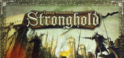 Stronghold - gra planszowa