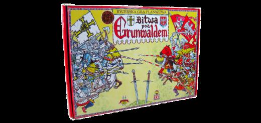 Bitwa pod Grunwaldem - gra planszowa