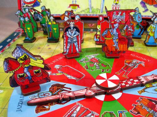 Bitwa pod Grunwaldem - plansza