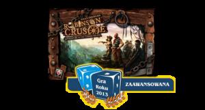 Najlepsze gry planszowe 2013 (Robinson Crusoe)