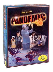 Pandemic - gra planszowa