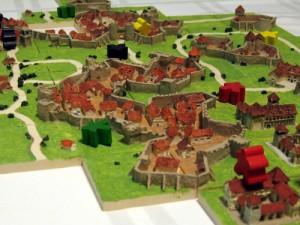 Carcassonne 3D