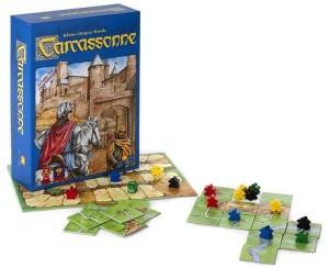 Carcassonne (gra planszowa)